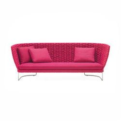 Ami Outdoor | Sofa | Sofás de jardín | Paola Lenti