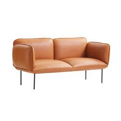 Nakki 2 - Seater | Lounge sofas | WOUD
