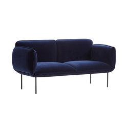 Nakki 2 - Seater | Sofás lounge | WOUD