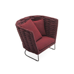 Ami Indoor | Armchair | Lounge chairs | Paola Lenti