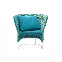 Ami Indoor | Compact Armchair | Lounge chairs | Paola Lenti