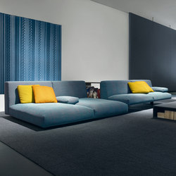 Move Indoor | Modular seating system | Lounge sofas | Paola Lenti