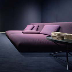 Move Indoor | Modular seating system | Sofás lounge | Paola Lenti
