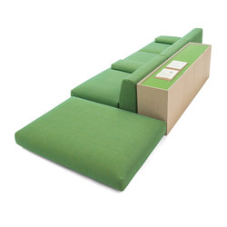 Move Indoor | Modular seating system | Sofás | Paola Lenti