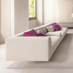 Move Indoor | Modular seating system | Loungesofas | Paola Lenti