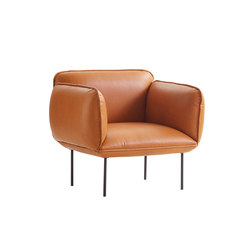 Nakki 1- Seater | Lounge chairs | WOUD