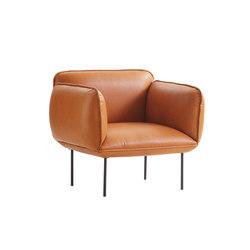 Nakki 1- Seater | Loungesessel | WOUD