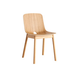 Mono Dining Chair | Sillas para restaurantes | WOUD