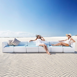Waterscape | Garden sofas | Derlot Editions