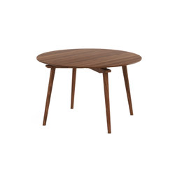 Table CC Walnut | Lounge tables | Rex Kralj