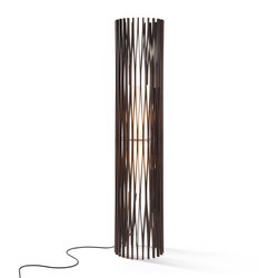 Leuchte Plus | smoked oak | Free-standing lights | Röthlisberger Kollektion