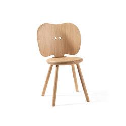 Stabellö | Stuhl | breit | Besucherstühle | Röthlisberger Kollektion