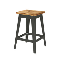 6Grad | kitchen stool | Taburetes de bar | Jan Cray
