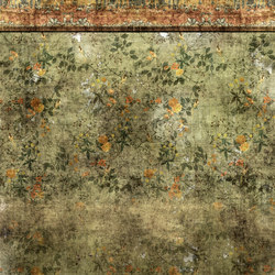Affresco Gaudium | Bespoke wall coverings | GLAMORA