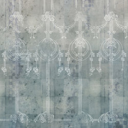 Affresco Virtus | Bespoke wall coverings | GLAMORA