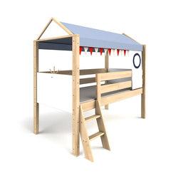 Spielbett DBC-278 | Kinderbetten | De Breuyn