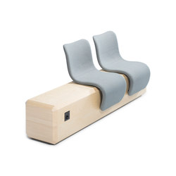 Ascent | Waiting area benches | Mitab