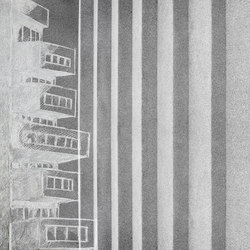 HIDDEN CITY | Carta parati / tappezzeria | Wall&decò