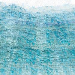 Blue Sand | Wandbilder / Kunst | TECNOGRAFICA