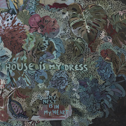 House Is My Dress | Revêtements muraux / papiers peint | Wall&decò