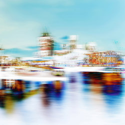 Analog The City | Wandbeläge | GLAMORA