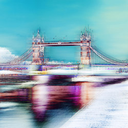Analog Tower Bridge | Rivestimenti pareti | GLAMORA