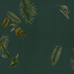 Phytogenesis | Wall coverings / wallpapers | Wall&decò