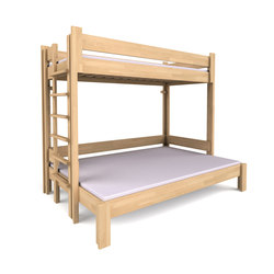 Twin-over-full DBB-300 | Children's beds | De Breuyn