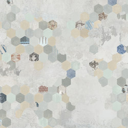 Esagona | Wandbilder / Kunst | TECNOGRAFICA