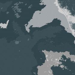 Drone Ocean Drone | Wandbeläge | GLAMORA