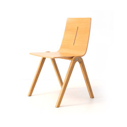 Cross A line Chair | Chaises | dutchglobe