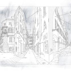 Graceland | Wall art / Murals | TECNOGRAFICA