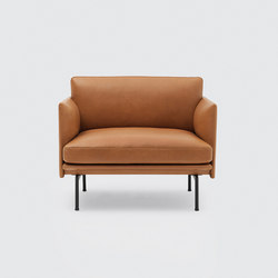 Outline Chair | Loungesessel | Muuto