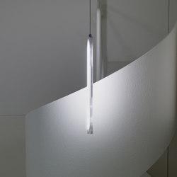 Tubo V | Suspendu | Éclairage général | O/M