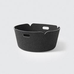 Restore | round basket | Contenitori / Scatole | Muuto