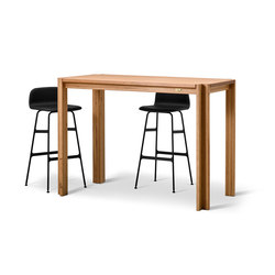 JEPPE UTZON BAR TABLE #1 | Bar tables | dk3