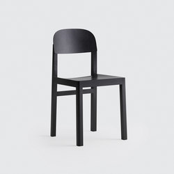 Workshop Chair | Restaurantstühle | Muuto