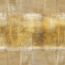 Gold Amber | Wall coverings | GLAMORA