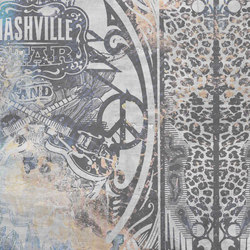 Nashville | Wall art / Murals | TECNOGRAFICA