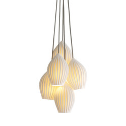 Fin Grouping of Five Pendant | Illuminazione generale | Original BTC Limited
