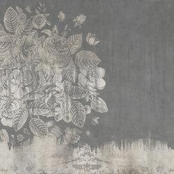 Macroflower Stamp | Bespoke wall coverings | GLAMORA