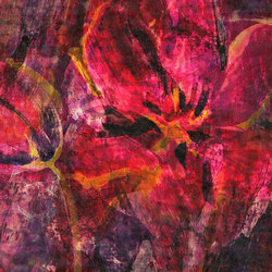 Macroflower Tempera | Wall coverings | GLAMORA