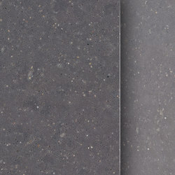 Quartz NY Collection Dark Concrete | Mineralwerkstoff Platten | Compac