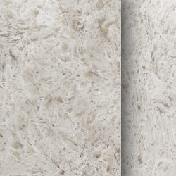 Quartz AMA Collection White | Mineral composite panels | Compac