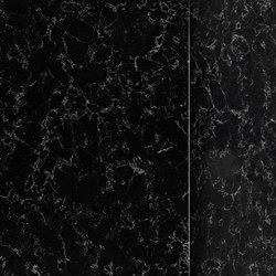 Quartz Nature Portoro Glace | Minerale composito pannelli | Compac