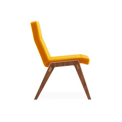 Rapson Thirty-Nine Guest Chair | Visitors chairs / Side chairs | Leland International