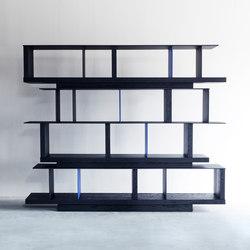 Kitale - Bibliothèque | Étagères | Van Rossum