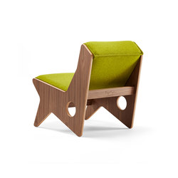 Rapson Thirty-Nine Lounge Chair | Fauteuils d'attente | Leland International