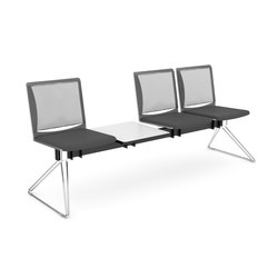 Klikit Traverse Bench Unit | Waiting area benches | viasit