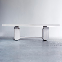 Kitale – Dining table rectangular | Mesas comedor | Van Rossum